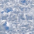 Winter Snow — Stock Photo