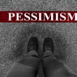 Business Pessimism — Stock Photo #37147189