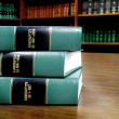 Law Books on Bankruptcy — Stock Photo #39323023