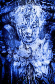 Antique Angel Cherub — Stock Photo