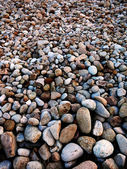 Rocks Piled up on Landscape for Decoration — Stock Photo