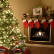 Home for christmas — Stock Photo #8004499