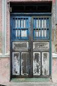Old door — Stockfoto