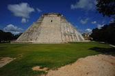 Pyramid Uxmal — Stock Photo