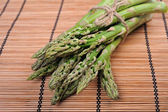 Bunch of asparagus — Stock Photo