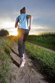 Jogging — Stock Photo