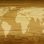 World of wood — Stock Photo #13397062