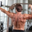 Stock Photo: Stock image of bodybuilder