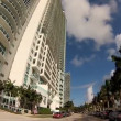 North Bayshore Drive Miami - Foto Stock