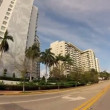 West Ave., Miami Beach, FL — Stock Video