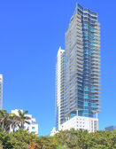 Miami Beach condominium — Stock Photo