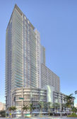 Vue at Brickell — Foto Stock