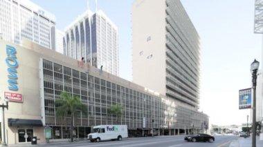 Downtown Miami — Stock Video