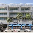 Z Ocean Hotel South Beach — Stock Photo