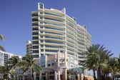 IL Villaggio South Beach — Stock Photo