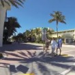 Fort Lauderdale Beach Florida — Stock Video