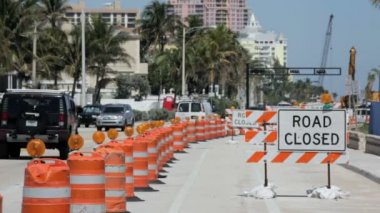 Plaży Fort lauderdale — Wideo stockowe
