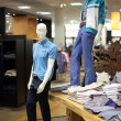 Male mannequins at the mall — Stock Photo #29909131