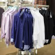 Stock Photo: Mens shirts