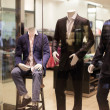 Male mannequing on display — ストック写真