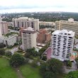 Aerial video of Coral Gables — Stock Video