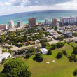 Aerial Miami Beach — Stock Video