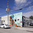 Постер, плакат: Art wall murals at Wynwood