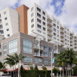 Midrise construction at Midtown Miami — Stock Photo