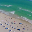 Aerial footage of Miami Beach — Stock Video