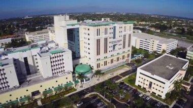 Aventura Hospital — Stock Video
