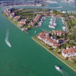 Fisher Island Miami Beach — Stock Video #39347675
