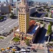 Freedom Tower at Downtown Miami — Stock Video #39576921