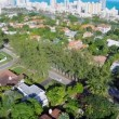 Miami Beach Pinetree Drive aerial video — Stock Video #40267015