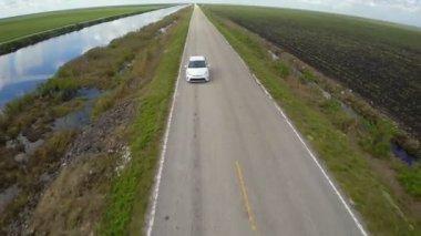 道路の旅 — ストックビデオ