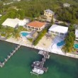 Houses in the Florida Keys — Stock Video