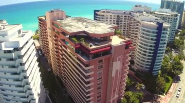 The Alexander Miami Beach — Stock Video