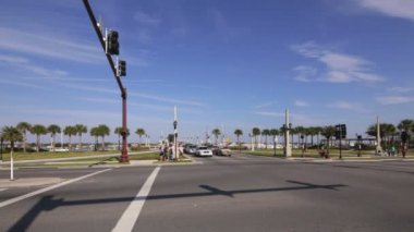 Bridge of Lions St Augustine — Stok video