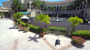 Gulfstream Racetrack — Stock Video