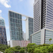 Stock image highrise architecture Miami — Stock Photo #49965223