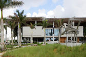 Perez Art Museum Miami and Museum Park stock image — 图库照片