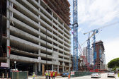 Brickell City Center under construction — Stock Photo