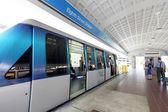 Miami Metrorail — 图库照片