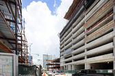 Brickell City Center under construction — Stock Photo