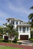 Stock image luxury Florida home — Stock Photo