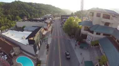 Gatlinburg Tennessee USA — Stock Video