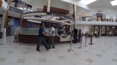 Aventura Mall Miami FL — Stock Video