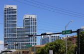 Buildings in Miami Beach — Stock Photo