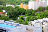 Rooftop Pool — Stock Photo