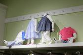 Infant attire — Stock Photo