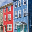 Newfoundland Houses — Stock Photo #12338387
